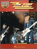 Guitar Play Along Vol 99 Zz Top (Bk/Cd)