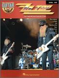 Guitar Play Along Vol 99 Zz Top (Bk/Cd)