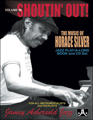 Horace Silver Shoutin' Out Vol 86