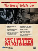 Best of Belwin Jazz First Year Charts