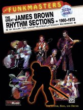 Great James Brown Rhythm Sections (Bk/CD