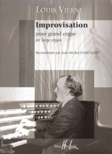 Improvisation For Large Organ