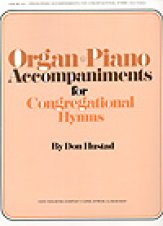 Organ Piano Accompaniments For Congrega