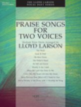 Praise Songs For Two Voices (Book/Acc CD