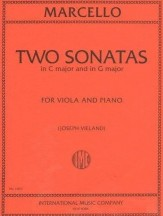 2 Sonatas In C Major and G Major