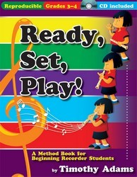 READY SET PLAY (BK/CD)