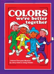 COLORS WE'RE BETTER TOGETHER