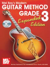 Modern Guitar Method Grade 3 Expanded Ed