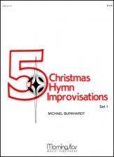 5 CHRISTMAS HYMN IMPROVISATIONS SET 1