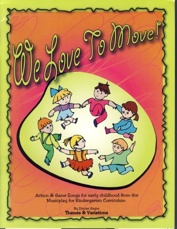 WE LOVE TO MOVE (BK/CD)