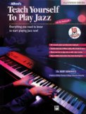 Teach Yourself To Play Jazz (Bk/Cd)
