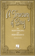 Treasury of Song For Sight-Singing & Per