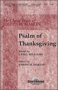 Psalm of Thanksgiving