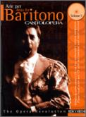 Arias For Baritone Vol 3 (Bk/Cd)
