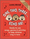 One Two Three Echo Me (Bk/Cd)