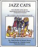 Jazz Cats Recorder (Bk/Cd)