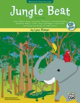 JUNGLE BEAT (BK/CD)