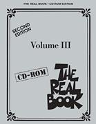 Real Book Vol 3 (CD-Rom) 2nd Edition