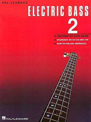 Hal Leonard Bass Method Bk 2
