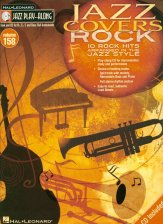 Jazz Play Along V158 Jazz Covers Rock