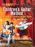 Children's Guitar Method (Bk/Dvd)