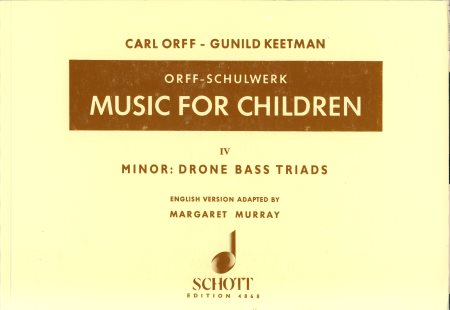 Music For Children Vol 4