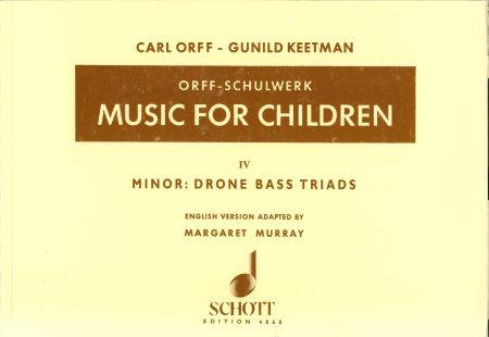 MUSIC FOR CHILDREN VOL 4