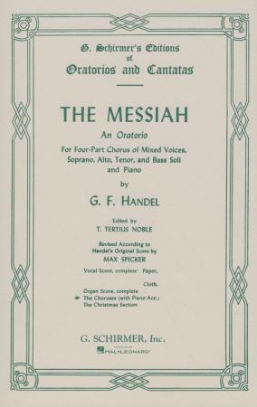 Messiah (Choruses Only)
