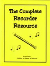 Recorder Resource Kit-Student Book