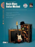 Basic Blues Guitar Method Bk 1 (Bk/Cd)
