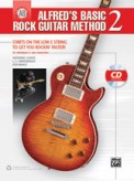 Alfred's Basic Rock Guitar Method Bk 2
