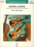 Danza Latina (Va Or Vn Solo/Gr 4 Or 2.5)