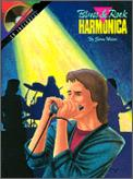 Blues & Rock Harmonica W/CD