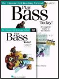 Play Bass Today Lev 1 (Bk/CD/Dvd)