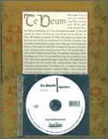 Te Deum (Bk/Cd)