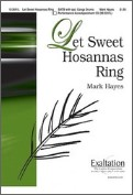 Let Sweet Hosannas Ring