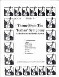 Theme From The Italian Symphony
