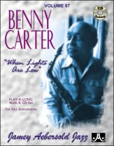 Benny Carter Vol 87