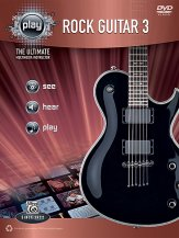 Rock Guitar 3 (Bk/Dvd)