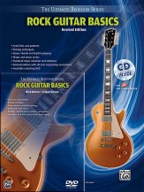 Rock Guitar Basics W/Dvd