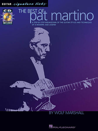 The Best Of Pat Martino (Bk/Cd)
