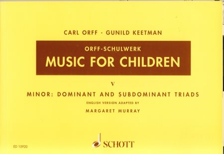 Music For Children Vol 5