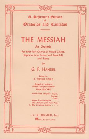 Messiah (Christmas Portion)