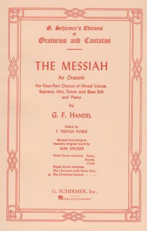 MESSIAH (CHRISTMAS PORTION)