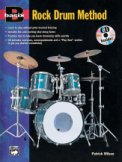 Basix Rock Drum Method (Bk/Cd)