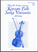 Korean Folk Song Variants (Arirang)