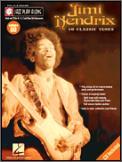 Jazz Play Along V080 Jimi Hendrix