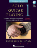 Solo Guitar Playing Bk 1 Fourth Ed