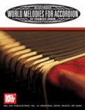 World Melodies For Accordion