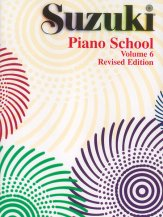 Suzuki Piano School 6 (Rev 01)